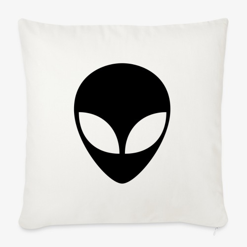 Alien Slug - Copricuscino per divano, 45 x 45 cm