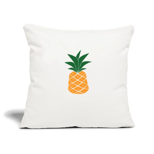 One piece of Pineapple - Pudebetræk 45 x 45 cm