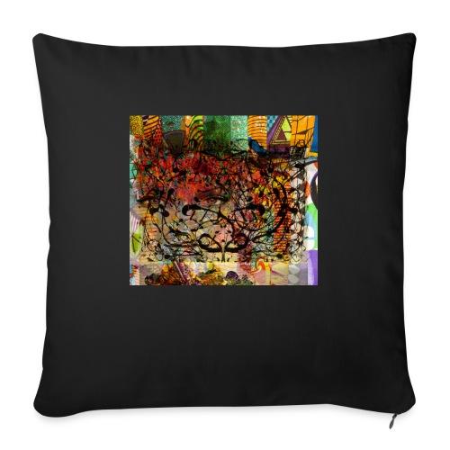 urban tribute - Housse de coussin décorative 45x 45cm