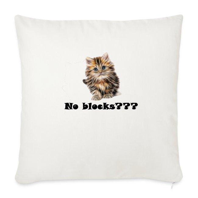 No block kitten
