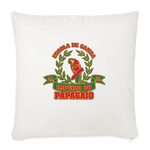 Papagaio logo - Sohvatyynyn päällinen 45 x 45 cm