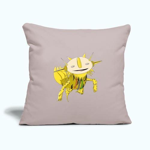 SPIKIE 80s Comic - Sofa pillowcase 17,3'' x 17,3'' (45 x 45 cm)