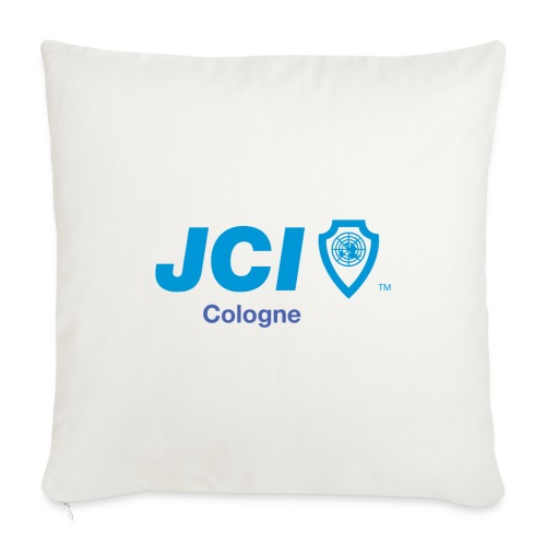 WJ Köln / JCI Cologne - Sofakissenbezug 44 x 44 cm