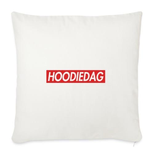 HOODIEDAG - Pudebetræk 45 x 45 cm