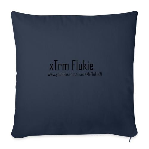 xTrm Flukie - Sofa pillowcase 17,3'' x 17,3'' (45 x 45 cm)