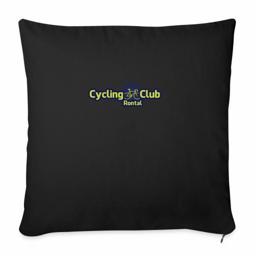 Cycling Club Rontal - Sofakissenbezug 44 x 44 cm