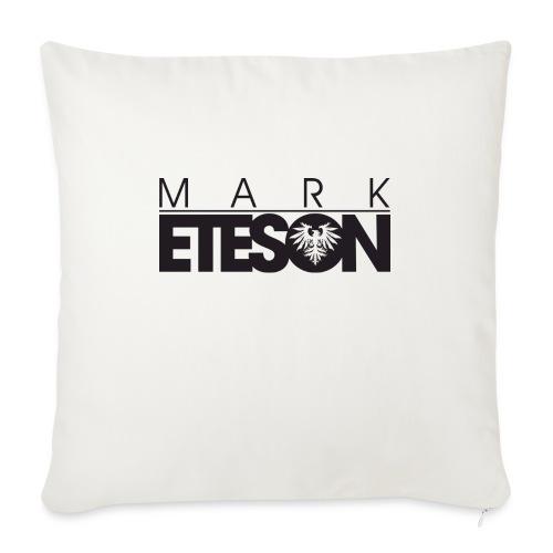 NEW Text Logo Small - Sofa pillowcase 17,3'' x 17,3'' (45 x 45 cm)