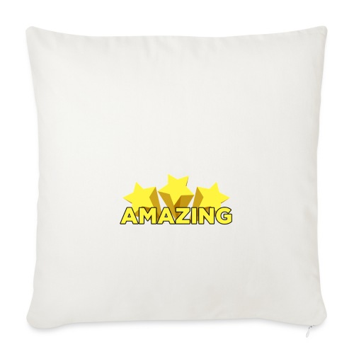 Amazing - Sofa pillowcase 17,3'' x 17,3'' (45 x 45 cm)