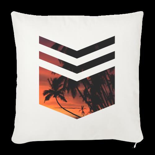 Palm Beach Triangle - Sofakissenbezug 44 x 44 cm