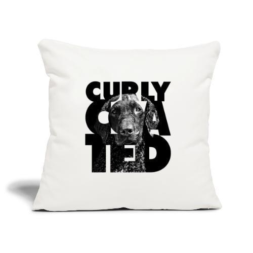 Curly Coated II - Sohvatyynyn päällinen 45 x 45 cm