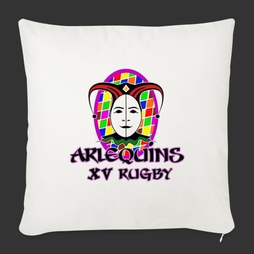 Arlequins Beauvais - Housse de coussin décorative 45x 45cm