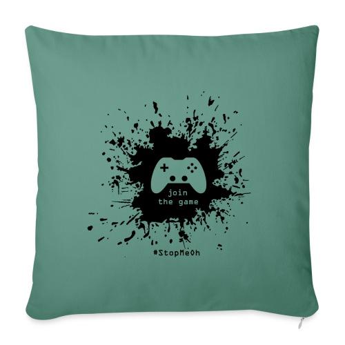 Join the game - Sofa pillowcase 17,3'' x 17,3'' (45 x 45 cm)