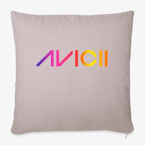 Color logo - Soffkuddsöverdrag, 45 x 45 cm