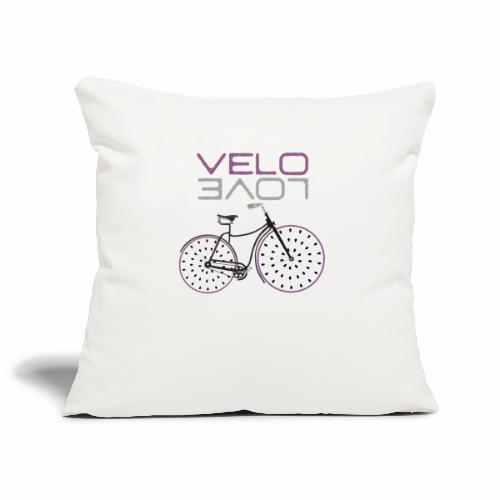 Pitaya Bike Shirt Velo Love Shirt Radfahrer Shirt - Sofakissenbezug 44 x 44 cm
