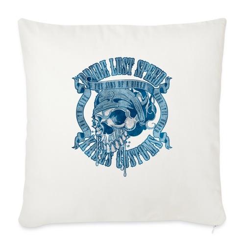 Kabes Sins of a Biker - Sofa pillowcase 17,3'' x 17,3'' (45 x 45 cm)