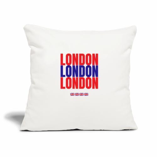 Shop London Hoodie, Sweatshirt Souvenir T-shirts - Sofa pillowcase 17,3'' x 17,3'' (45 x 45 cm)