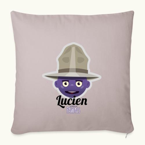 Lucien (Le monde des Pawns) - Housse de coussin décorative 45x 45cm