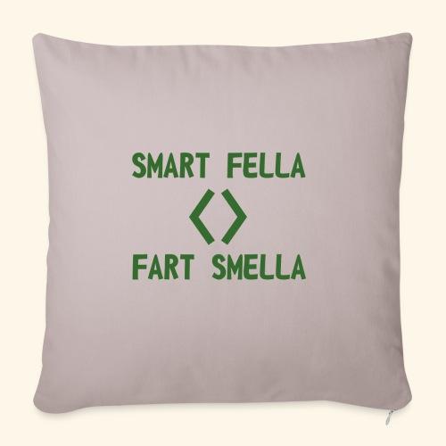 Smart fella - Copricuscino per divano, 45 x 45 cm