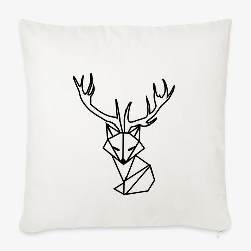 white foxy - Poszewka na poduszkę 45 x 45 cm