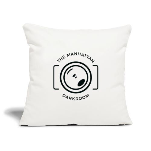 THE MANHATTAN DARKROOM photo - Housse de coussin décorative 45x 45cm