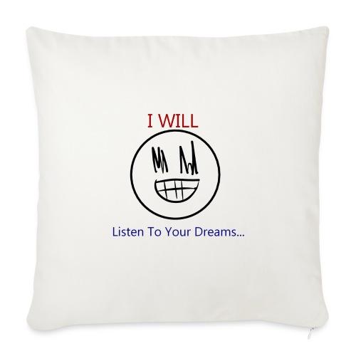 Creepy Pillow-Case - Sofa pillowcase 17,3'' x 17,3'' (45 x 45 cm)