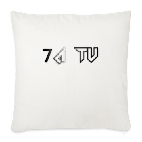 7A TV - Sofa pillowcase 17,3'' x 17,3'' (45 x 45 cm)