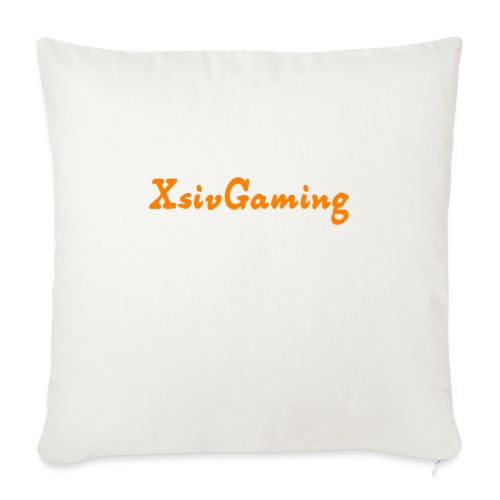 XsivGaming - Sofa pillowcase 17,3'' x 17,3'' (45 x 45 cm)