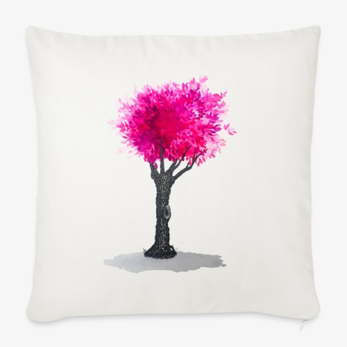 Tree - Sofa pillowcase 17,3'' x 17,3'' (45 x 45 cm)