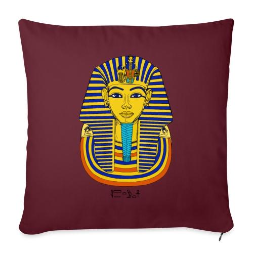 Pharao Tutanchamun - Sofakissenbezug 44 x 44 cm