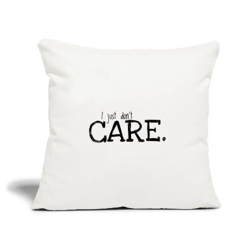 Care - Sofa pillowcase 17,3'' x 17,3'' (45 x 45 cm)