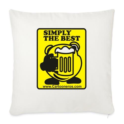 Simply the Best - Sofa pillowcase 17,3'' x 17,3'' (45 x 45 cm)