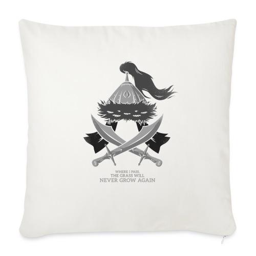 FaS_Huns - Sofa pillowcase 17,3'' x 17,3'' (45 x 45 cm)