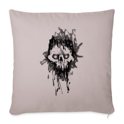 Skullface - Sofa pillowcase 17,3'' x 17,3'' (45 x 45 cm)