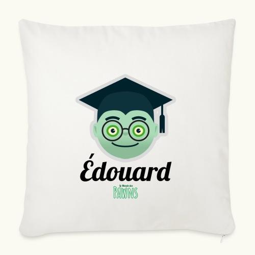 Édouard (Le monde des Pawns) - Housse de coussin décorative 45x 45cm
