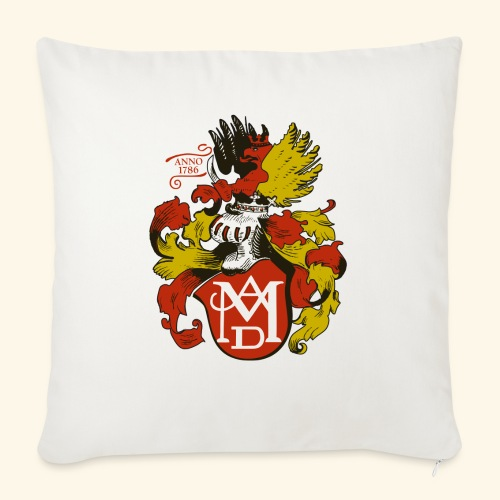 Wappen - Sofakissenbezug 44 x 44 cm