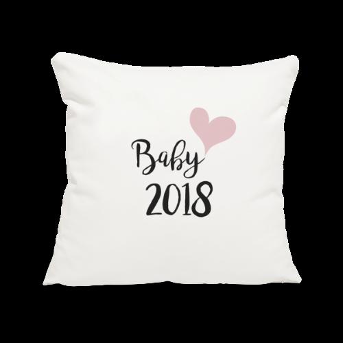 Baby 2018 - Sofakissenbezug 44 x 44 cm