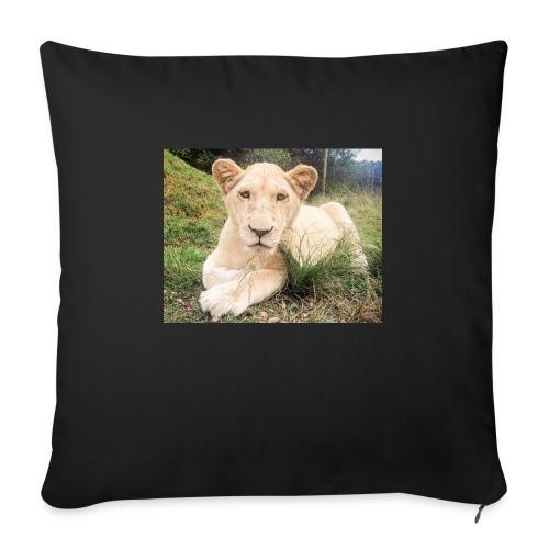 10536 2Cmoomba groot - Sofa pillowcase 17,3'' x 17,3'' (45 x 45 cm)