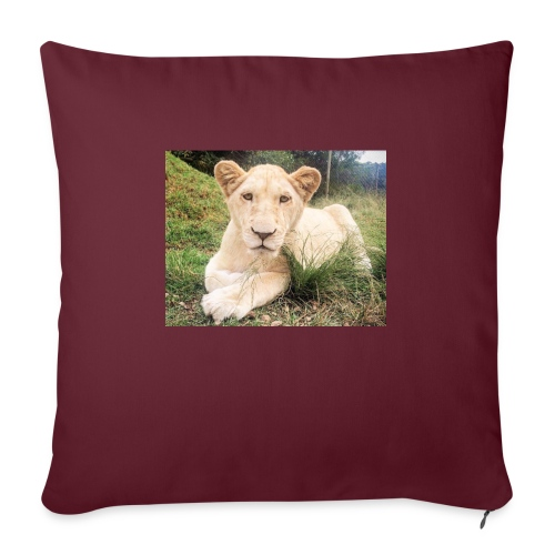 10536 2Cmoomba groot - Sofa pillowcase 17,3'' x 17,3'' (45 x 45 cm)