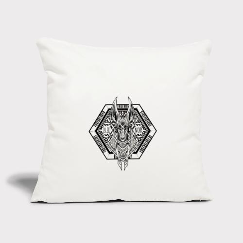 Anubi - Copricuscino per divano, 45 x 45 cm