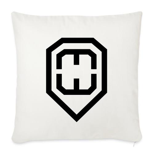jaymosymbol - Sofa pillowcase 17,3'' x 17,3'' (45 x 45 cm)