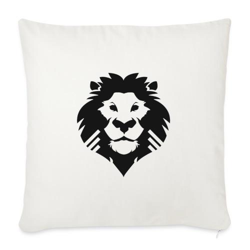 PM Logo - Sofa pillowcase 17,3'' x 17,3'' (45 x 45 cm)