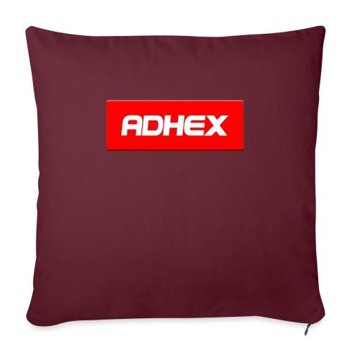 Adhex X Suprim - Funda de cojín, 45 x 45 cm