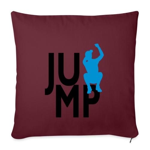 JUMP - Sofakissenbezug 44 x 44 cm