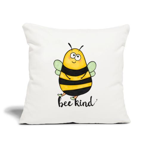 Bee kid - Sofa pillowcase 17,3'' x 17,3'' (45 x 45 cm)