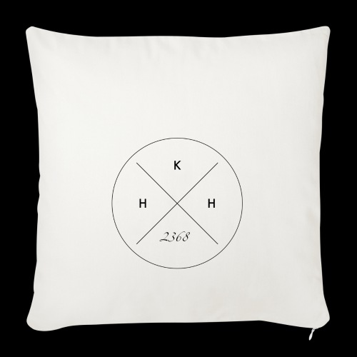 2368 - Sofa pillowcase 17,3'' x 17,3'' (45 x 45 cm)