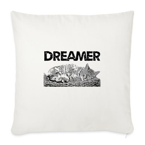 Dreamer - Copricuscino per divano, 45 x 45 cm