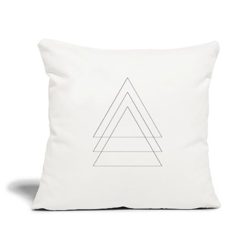 Minimalist - Poszewka na poduszkę 45 x 45 cm