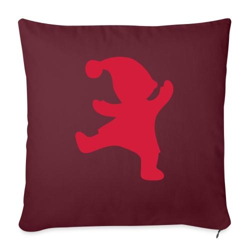 Santas helper - Sohvatyynyn päällinen 45 x 45 cm
