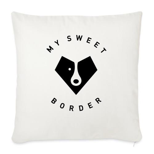 My sweet border - Housse de coussin décorative 45x 45cm