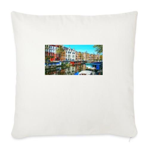 image - Housse de coussin décorative 45x 45cm